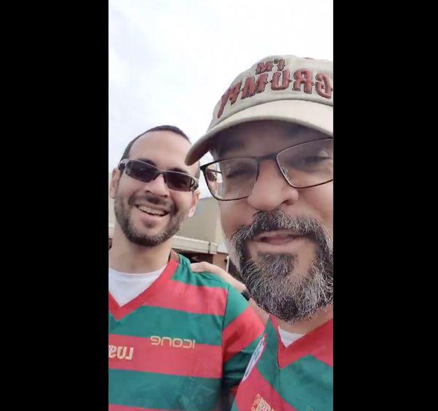 Os irmãos Weintraub em Washington: camisa da Portuguesa em homenagem a Bolsonaro e deboche sobre...