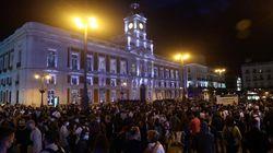 """""""Ajo y agua"""": el indignante tuit de un miembro de NNGG culpando a los madrileños del avance de la"""