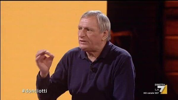 Don Ciotti ospiete di Propaganda