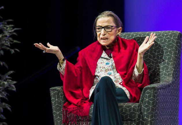 La morte della giudice Ginsburg diventa una carta per la campagna di