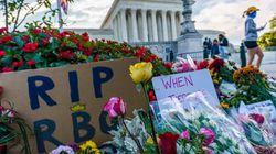 Les hommages fusent après le décès de la doyenne de la Cour suprême Ruth Bader