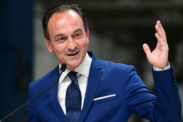 President of the Piedmont region Alberto