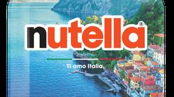 Questi vasetti della Nutella sono un abbraccio all'Italia ferita (e contengono una
