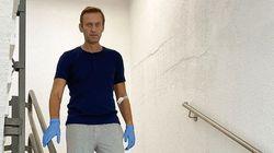 Alexei Navalny, nuova foto su Instagram in cui cammina da