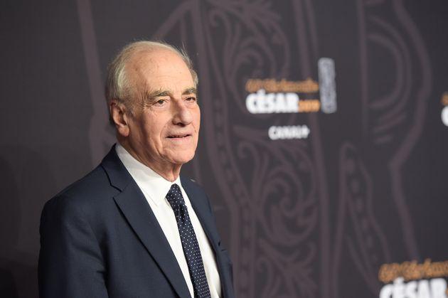 Jean-Pierre Elkabbach lors des Cesar 2019 à Paris (Photo by Rindoff/Charriau/Getty