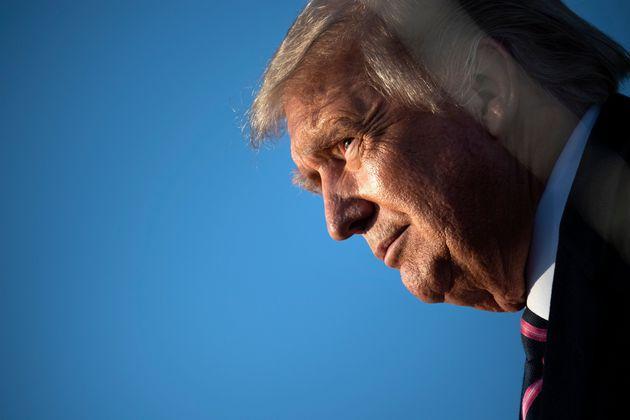 Presidente dos EUA, Donald Trump, após saber da morte da juíza da Suprema