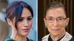 Meghan Markle On RBG's Death: 'Honor Her, Remember her, Act for