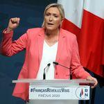 Marine Le Pen a déjà trouvé son ministre de la Justice en cas de victoires en