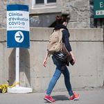 COVID-19: la plus forte propagation enregistrée au Québec depuis fin