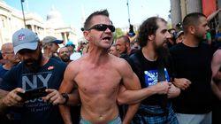 Récord de contagios en Reino Unido el mismo día que celebran una manifestación