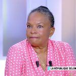 Les larmes puis la colère de Christiane Taubira face un reportage sur les migrants de