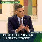 """Pedro Sánchez: """"No contemplo un confinamiento en el"""