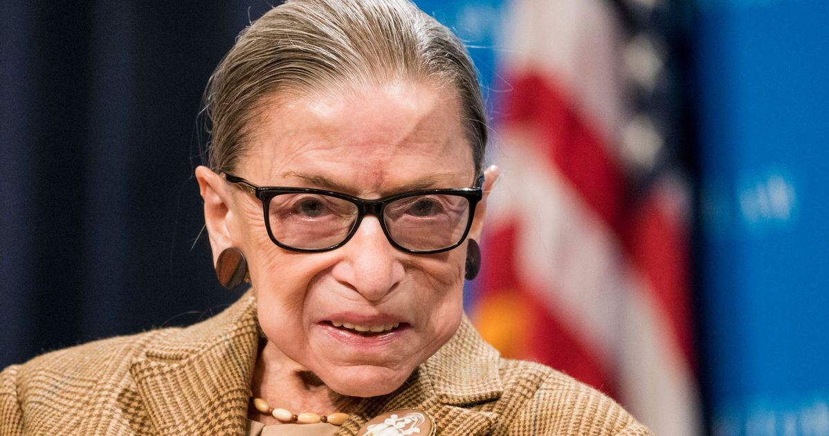 Famous Canadians' Reactions Prove Ginsburg's Legacy Knows No Borders