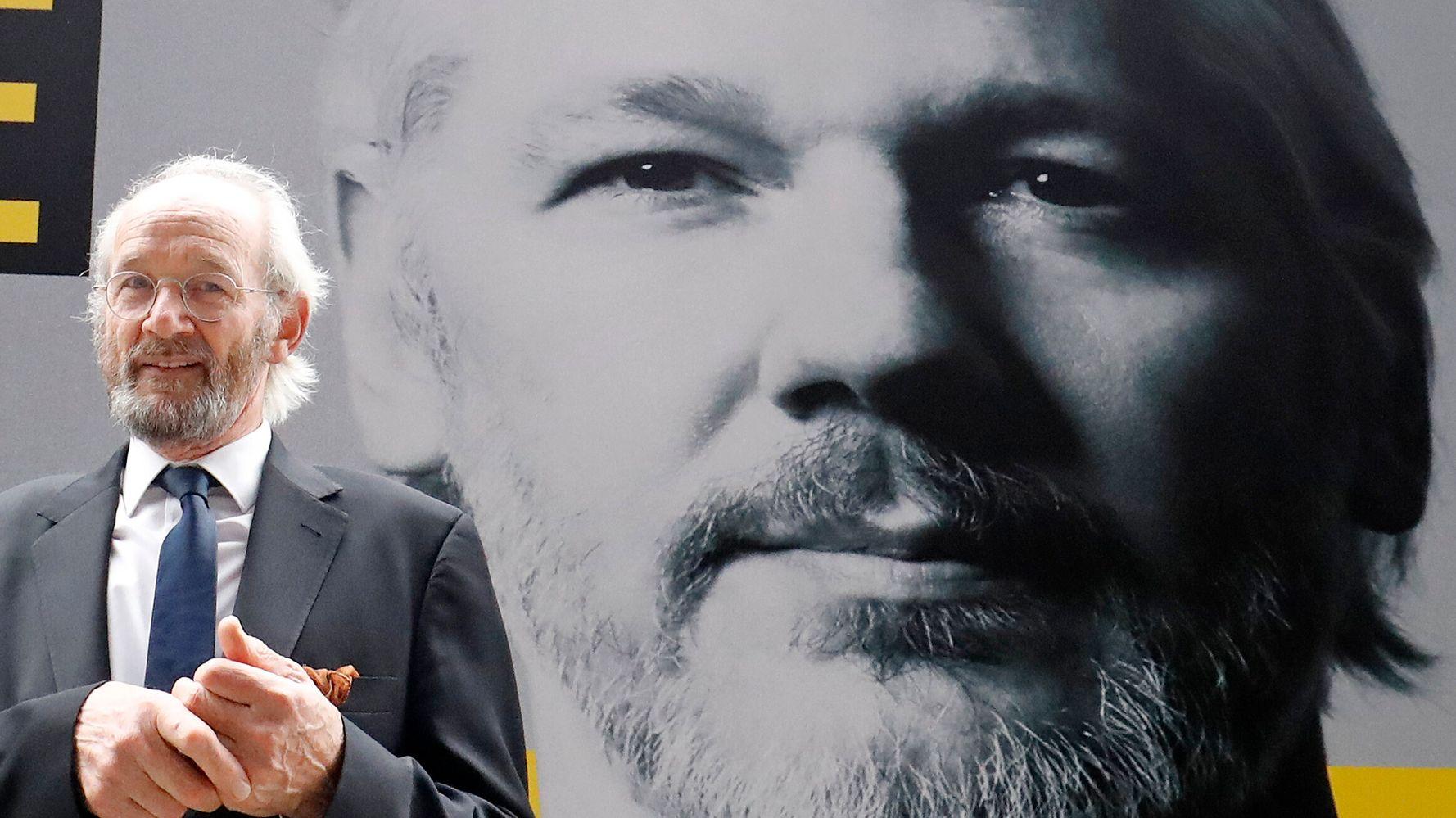 Julian Assange - portada