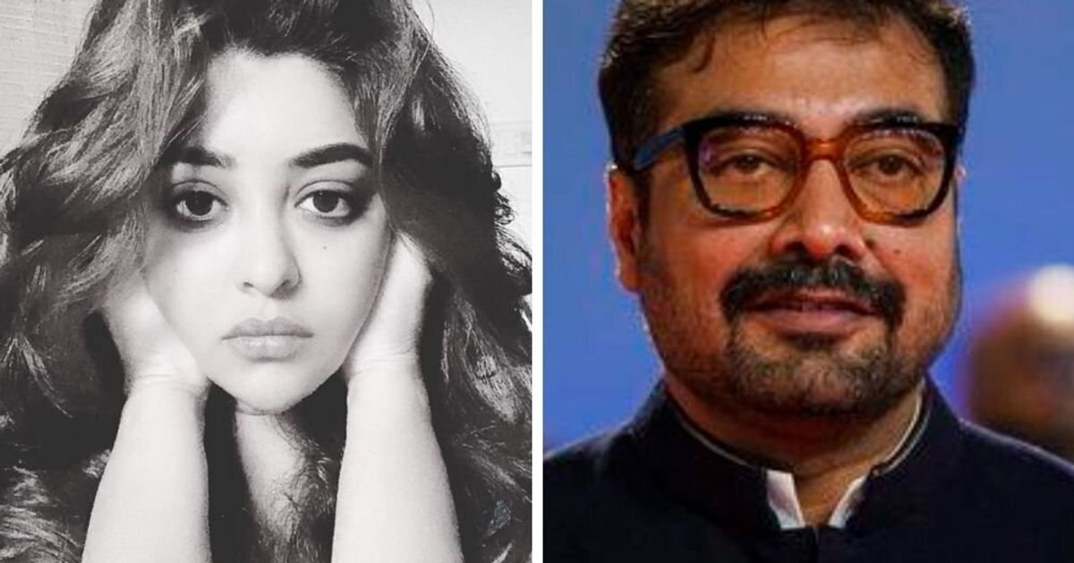 Actor Payal Ghosh Accuses Director Anurag Kashyap Of Sexual Harassment
