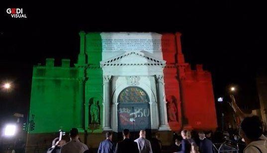 Porta Pia si riaccende alla vigilia dei festeggiamenti per i 150 anni dalla