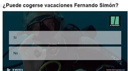 VOTA: ¿Puede cogerse vacaciones Fernando