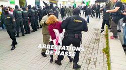 En Biélorussie, des centaines de femmes arrêtées lors d'une