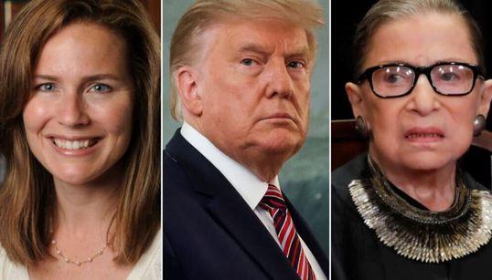 L'antiabortista Amy Coney Barrett al posto di Ginsburg, la tentazione di Trump (di G.