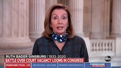 Nancy Pelosi Doesn't Rule Out Using Impeachment To Stall SCOTUS