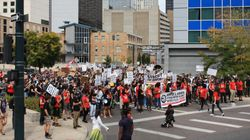 Hundreds Protest Felony Charges Against Denver Anti-Racism