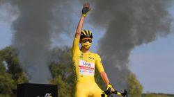 Pogacar devient le plus jeune vainqueur du Tour depuis