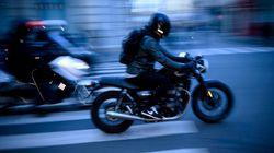 Le port du masque largement assoupli pour les motards à