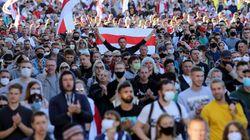 Minsk, la rivolta continua. 100mila in piazza malgrado gli