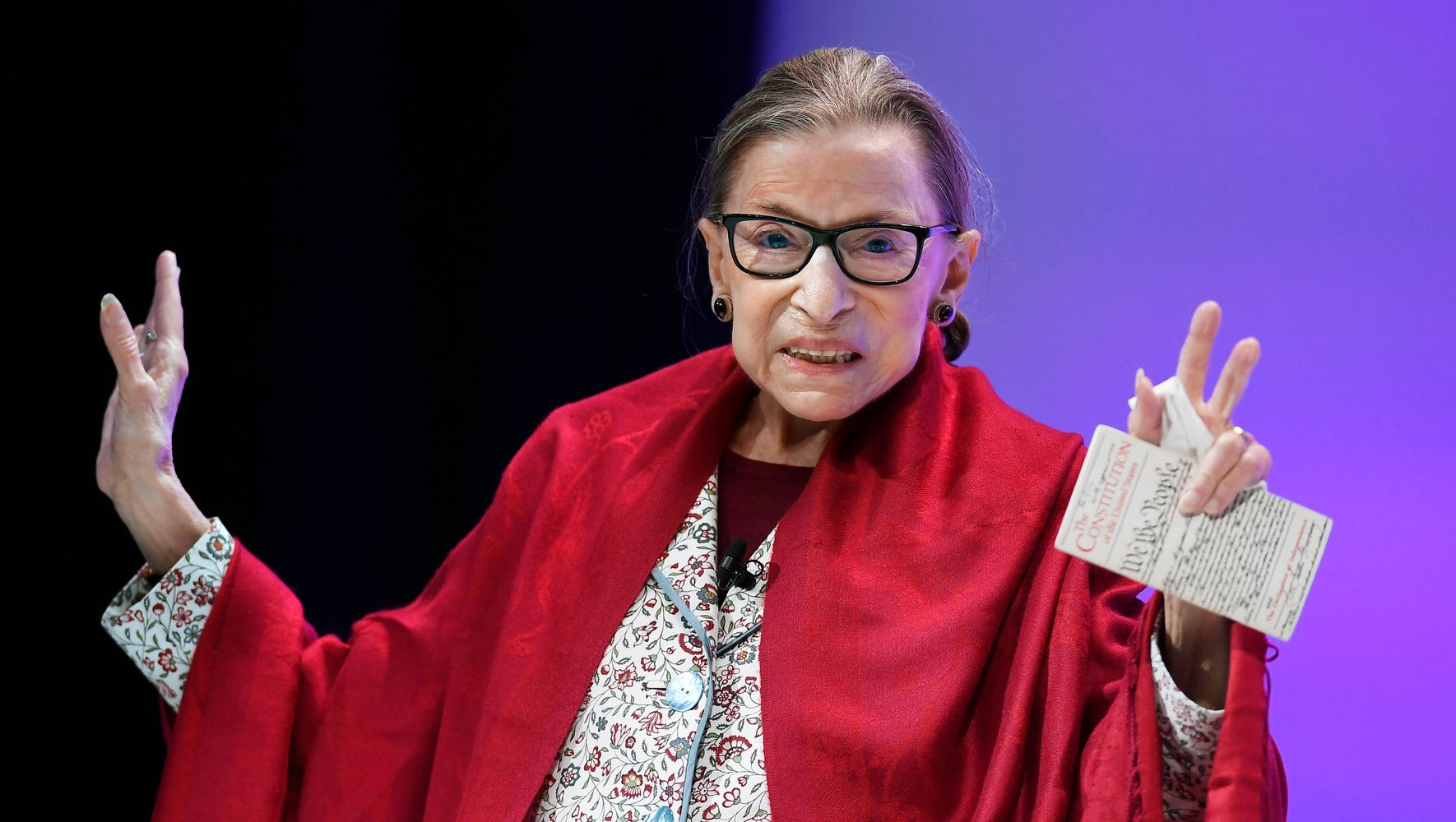 How Justice Ruth Bader Ginsburg Spent The Final Weeks Of Her Life