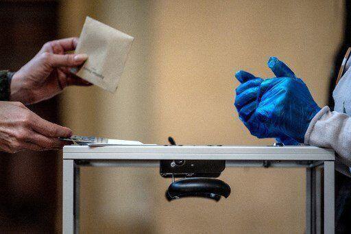 LREM a perdu son seul siège en jeu, et a échoué à se qualifier au second tour lors de ces élections législatives...