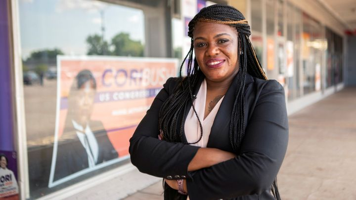 Cori Bush, a Black Lives Matter activist, defeated Rep. Lacy Clay. Her win in Missouri is one of five times left-wing candida