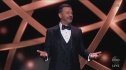 Jimmy Kimmel Opens 2020 Emmys With Fake Crowd: 'This Isn't A MAGA