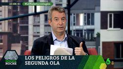 El prestigioso doctor César Carballo se moja tras las medidas de Ayuso: así cree que estaremos en 15