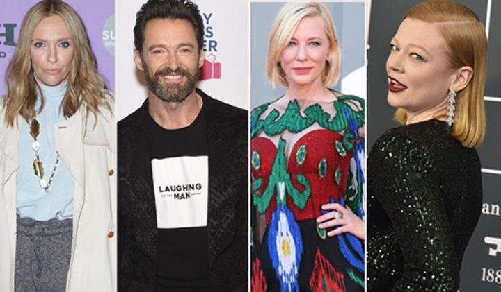 Emmys 2020: Toni Collette, Hugh Jackman, Cate Blanchett and Sarah Snook (from L-R) were all in the running for trophies at the 72nd annual Emmy Awards but lost out.