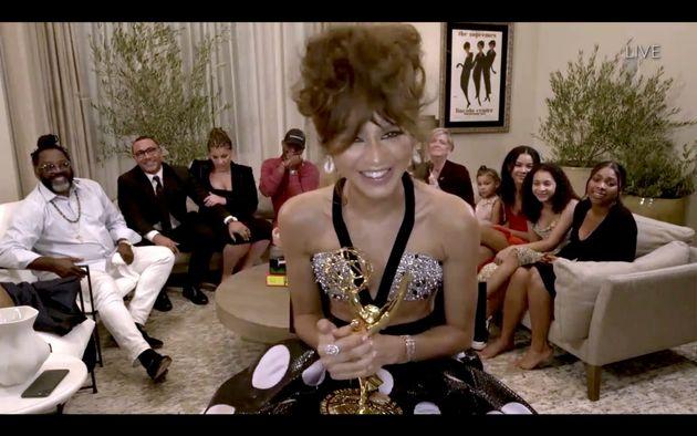 Η Ζεντάγια γράφει ιστορία: Η νεότερη ηθοποιός με Emmy Πρώτου Γυναικείου Ρόλου σε δραματική