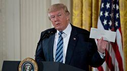 Detienen a una mujer sospechosa de enviar a Trump un paquete que contenía veneno de