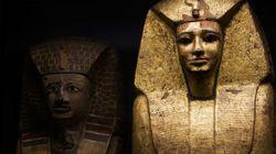 Archeologi trovano 27 sarcofagi intatti da 2500 anni in