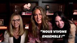 Les actrices de Friends ont fait une surprise à leurs fans aux Emmy