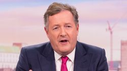 Piers Morgan Urges People To Be 'Realistic' About Spending Christmas Under Coronavirus