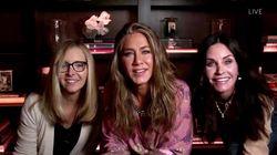 Las tres actrices protagonistas de 'Friends' se reúnen de