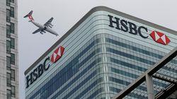 Cinco grandes bancos toleraron movimientos con dinero