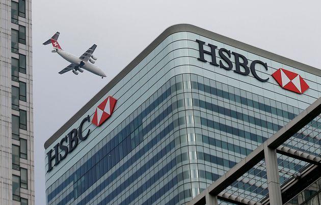 La sede del banco HSBC en