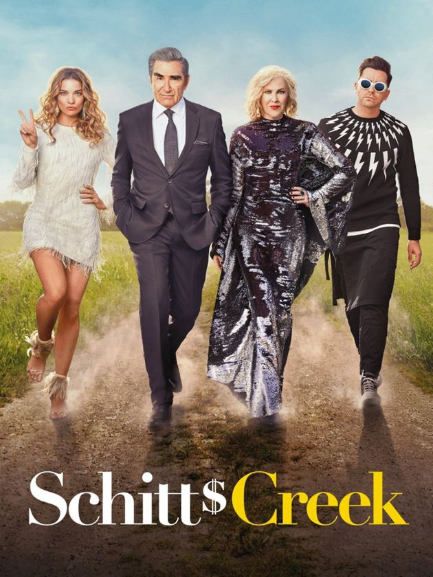 Still Not Watched Schitt's Creek? Here's Why It's About To Become Your New Favourite Show