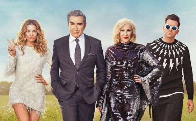 Schitt's Creek was one of the notable