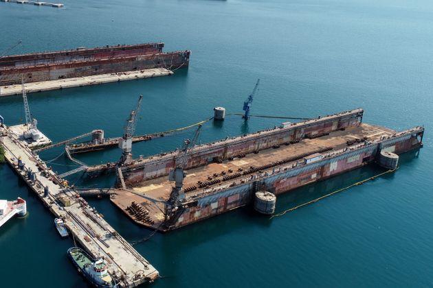 Επενδυτικό ενδιαφέρον από τις ΗΠΑ για τα Ναυπηγεία Ελευσίνας και τα Λιμάνια Αλεξανδρούπολης και