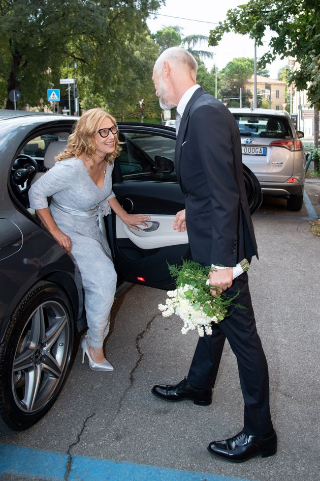 Nicoletta Mantovani ha sposato Alberto
