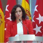 La frase de Díaz Ayuso junto a Sánchez que desata las bromas: la comparan con