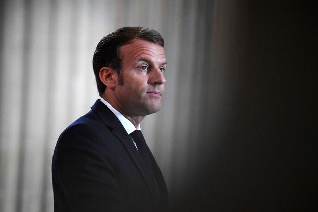 De Lunel au Panthéon, comment Macron (ici le 4 septembre) s'est enferré sur le