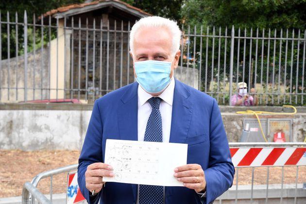 Exit Poll Regionali Toscana: Giani in vantaggio su Ceccardi di tre punti