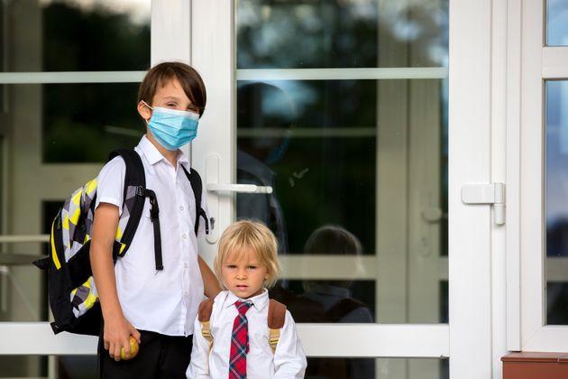 Dans le nouveau protocole sanitaire, il faut maintenant trois élèves positifs au coronavirus...